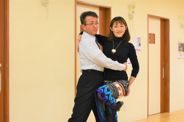 サカモト ダンス スタジオ紹介画像