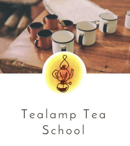 Tealamp Tea School(ティーランプスクール)紹介画像
