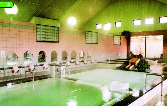 こま温泉浴場紹介画像